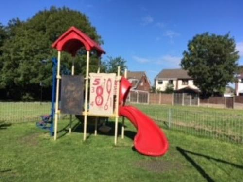 Cunnery Meadow Play Area Improvements